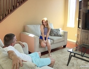 cloe-clementinex-gives-daddy-a-blowjob-HD